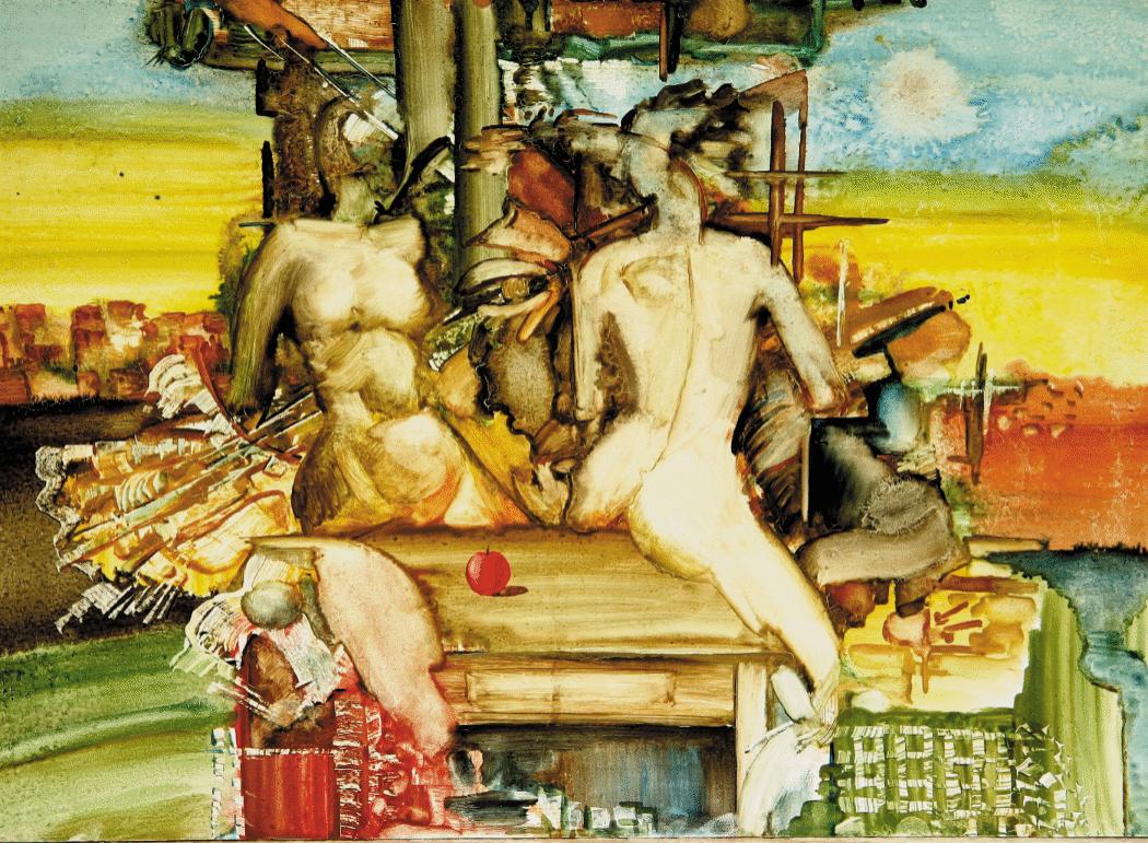 Eros, sex i Kundalini
